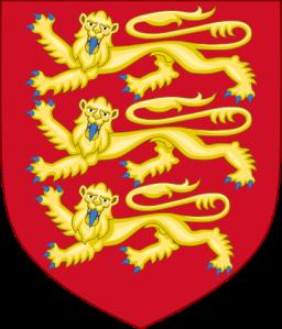 410px-Royal_Arms_of_England_(1198-1340).svg
