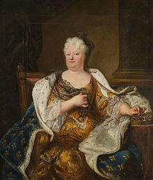 Madame, in her later years