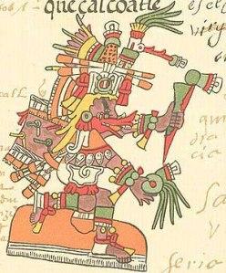 Quetzalcoatl Codex Telleriano